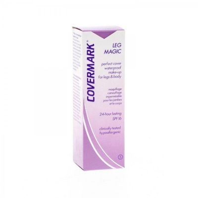 Covermark Leg Magic nr 5 Crema 50ml