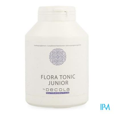 Decola Flora Tonic Junior Capsules 180 stuks