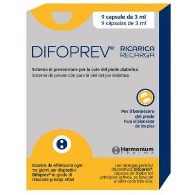 DIFOPREV 9 GLI RICAMBIO ML3 9CPS