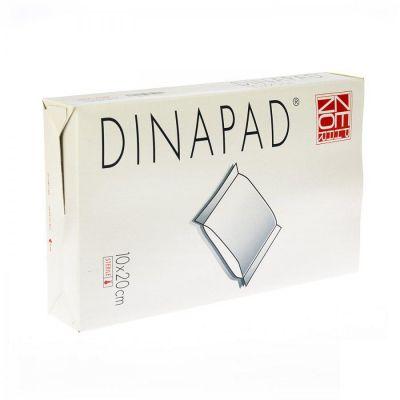 Dinapad compresses stériles 10cmx20cm   5 pièces