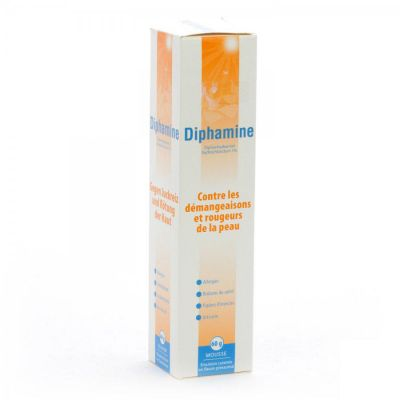 Diphamine mousse Spray 60g
