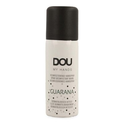 Dou My Hands Guarana desinfecterende handspray Spray 45ml