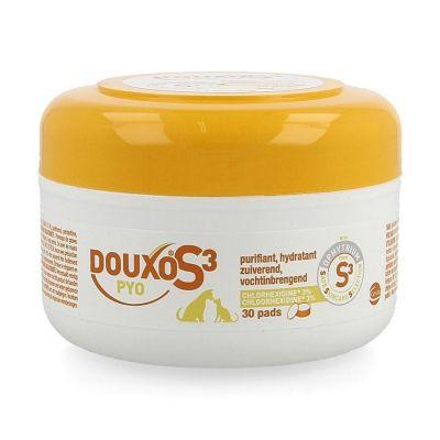Douxo S3 Pyo pads Lingettes 30 pièces