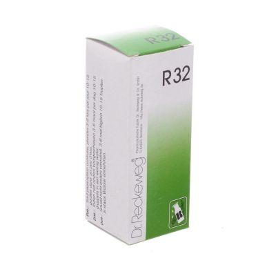 Dr. Reckeweg R32 Druppels 50ml