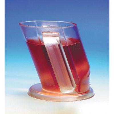 Drinkbeker handycup transparant 1 stuks