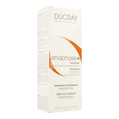 Ducray Anaphase+ shampooing antichute Shampooing 200ml