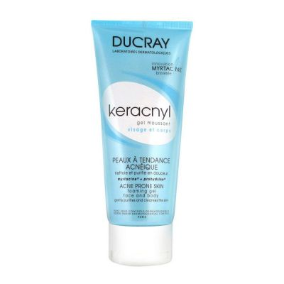 Ducray Keracnyl foaming Gel Gel 200ml