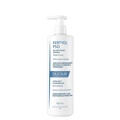 Ducray Kertyol PSO reiniging Gel 400ml
