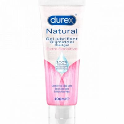 Durex Naturel Extra Sensitive glijmiddel 100ml