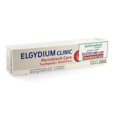 Elgydium Clinic Perioblock care Dentifrice 75ml