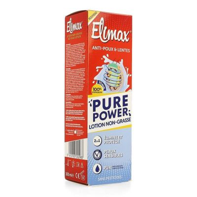 Elimax Pure power Lotion 100ml