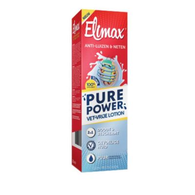 Elimax Pure power Lotion 250ml