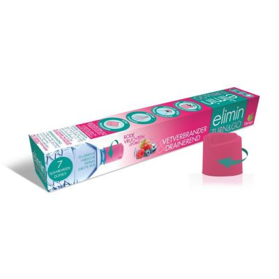 Éliminer le Turn & Go Fruits rouges Cups 7 pièces