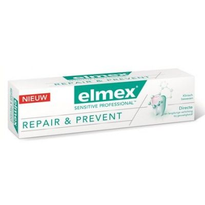 Elmex Sensitive Professional Repair & Prevent  Zahnpasta 75ml
