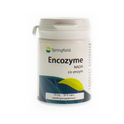 Encozyme Nadh 10mg Springfield Capsules 30 pièces