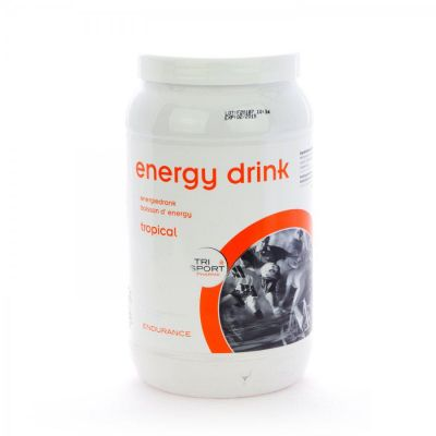 Energy drink tropical TriSport Poudre 1kg