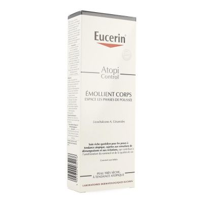 Eucerin AtopiControl corporal emoliente calmante Leche corporal 250ml