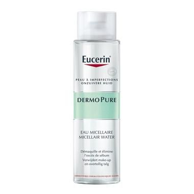 Eucerin DermoPure Micellair water Micellaire oplossing 400ml