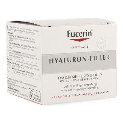Eucerin Hyaluron-Filler crema de día SPF 15 Crema 50ml