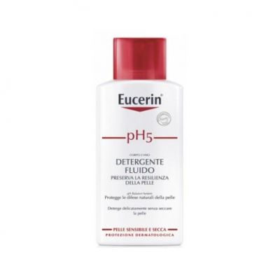 Eucerin pH5 Fluido  Detergente 200ml