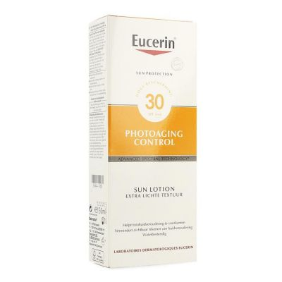 Eucerin Sun Photoaging Control lichte textuur SPF30 Lotion 150ml
