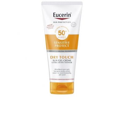 Eucerin Sun Sensitive protect Dry touch SPF50+ Gel-crème 200ml