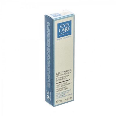 Eye Care Lifting Oogcontourgel Gel 15g