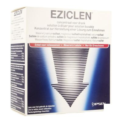 Eziclen Drinkbare oplossing 2x176ml