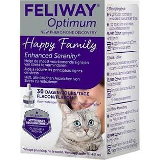 Feliway Optimum navulling Navulling 48ml