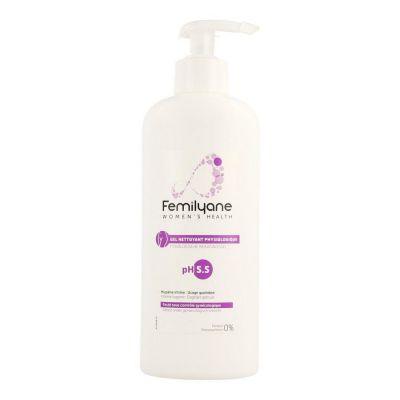 Femilyane gel nettoyant physiologique pH5,5 Gel lavant 400ml
