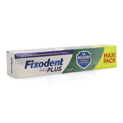 Fixodent Pro plus dual protection Kleefpasta 57g
