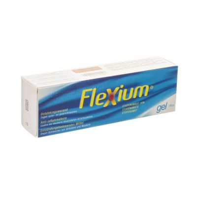 Flexium gel 10% Pi-Pharma Gel 100g