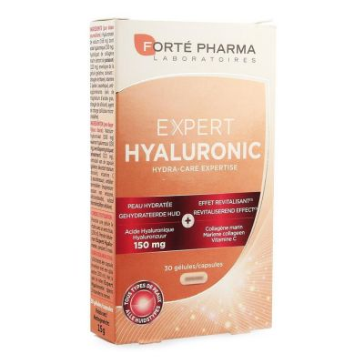 Forté Pharma Expert Hyaluronic  Capsules 30 pièces