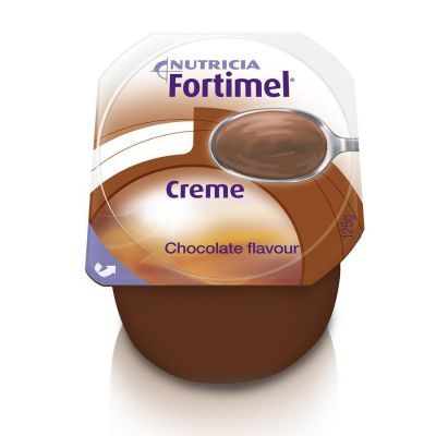 Fortimel crema chocolate Pudding 4x125g