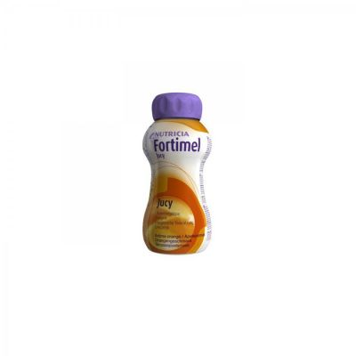 Fortimel jucy orange Boisson 4x200ml