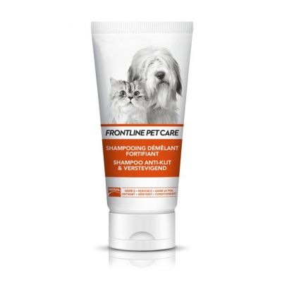 Frontline Pet Care shampooing dêmelant fortifiant Shampooing 200ml