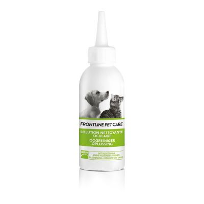 Frontline Pet Care solution nettoyante oculaire Solution 125ml