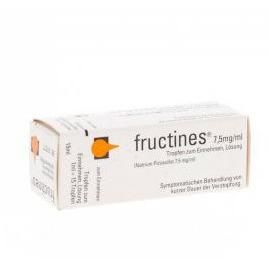 Fructines gouttes orales Solution 15ml