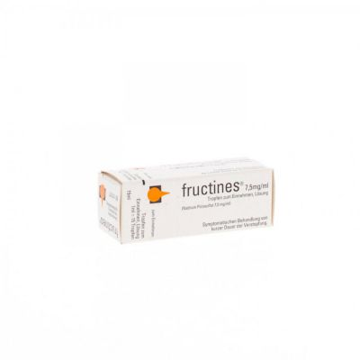 Fructines orale druppels Oplossing 15ml