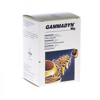Gammadyn Mg ampoules  Ampoules 30x2ml