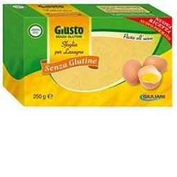 Giusto Senza Glutine Sfoglia per Lasagne Pasta 250g