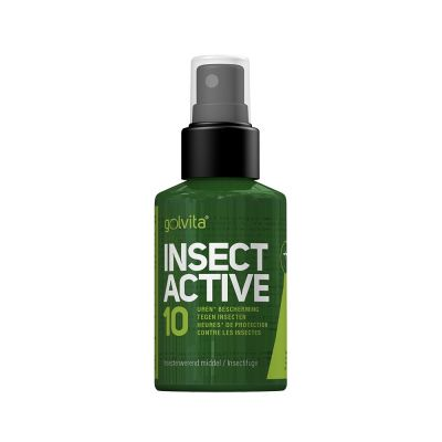 Golvita répulsif contre les insectes Tropical 10 Spray 100ml