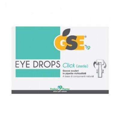 GSE Eye Drops Click  Gocce oculari 10x0,5ml