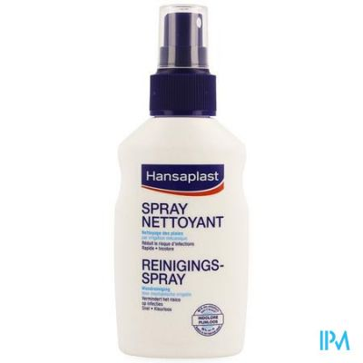 Hansaplast Wondreinigingsspray Spray 100ml