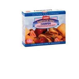 Harifen Snack Fragola 25g Biscotti 6 pezzi