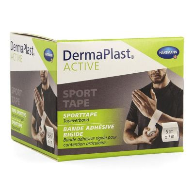 Hartmann Dermaplast Active bandage de sport 5cmx7m 5cmx7m