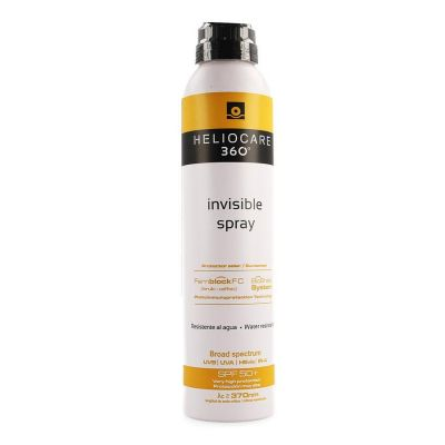Heliocare 360° Invisible SPF50+ Spray 200ml