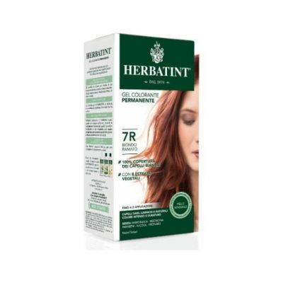 Herbatint 7R Biondo Ramato  Gel 150ml