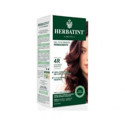 Herbatint Colorante Permanente 4R Castano Ramato Gel 150ml