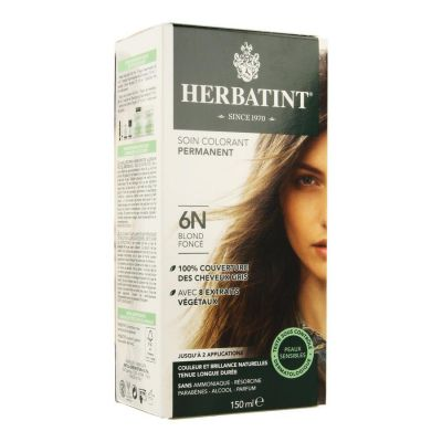 Herbatint gel colorant blond foncé Gel 150ml